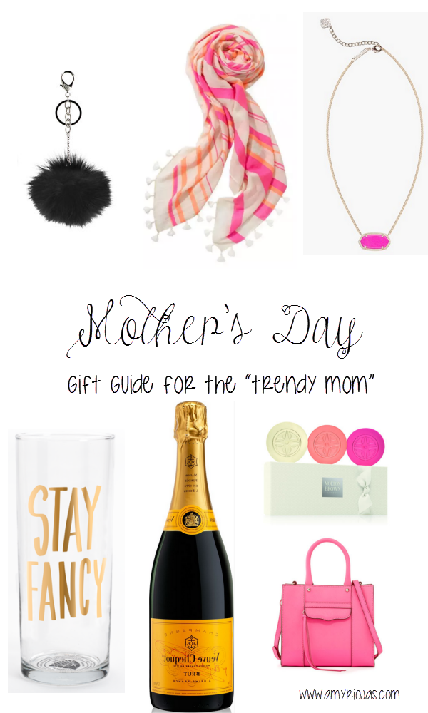 Mother s day gift guide the trendy mom Trendy womens gifts 2015