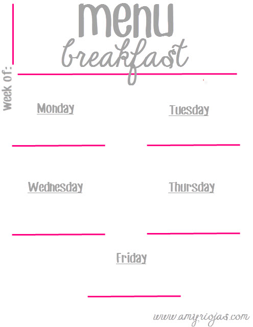 MenuPrintable_Breakfast