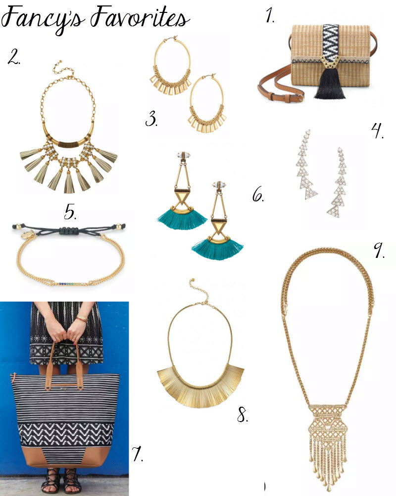 STELLA AND DOT FAVS 2016 NA